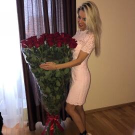 Высокие розы 140 см поштучно