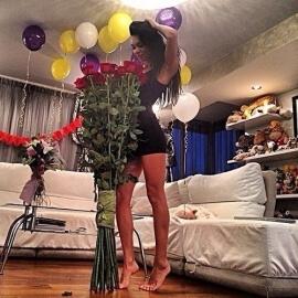 Высокие розы 150 см поштучно