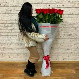 Высокие розы 160 см поштучно