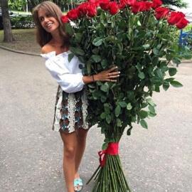 51 высокая роза 170 см