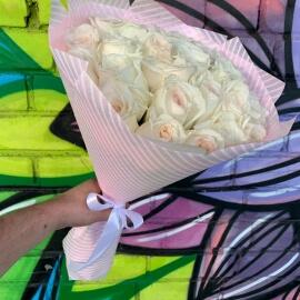 25 парфюмированных пионовидных роз Охара