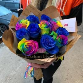 Разноцветный микс